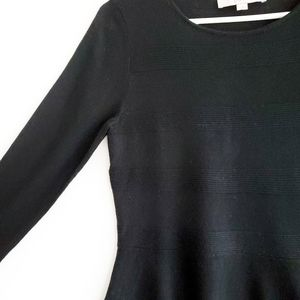 Loft Peplum Sweater